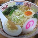 味の味噌一 - 東京ラーメン(小)2017.07.02