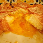 アルヴェッキオ ドゥオモ - ビスマルク 卵がトロトロ