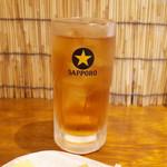 立ち酔い 超人 - コーヒー割り(250円)