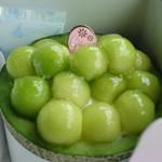 本松製菓舗 - 料理写真:メロンバスケット@600