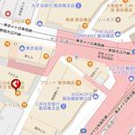 リトル成都 - 三井住友銀行の裏通りになります。