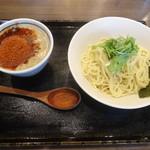 イノショウ - 料理写真:辛辛魚つけ麺