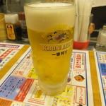 赤垣屋 - キリン一番搾り(生)