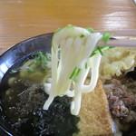 文吾うどん - うどん麺