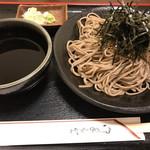 俺のそば - のり蕎麦。660円。