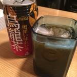 めんよう亭 - ウーロン茶