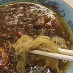 69457119 - 麺はいまいちだが、スープはさらに味がないという残念な結果に