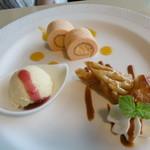 カフェ・アンダンテ - 料理写真:スイーツプレート