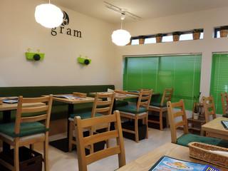 カフェ&パンケーキ gram 吉祥寺店