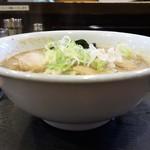 つけ麺 丸和 - ハーフミックス中華そば 並盛