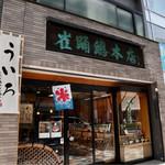 雀おどり總本店 - 栄ミナミ大津通沿いにあります