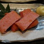 華満 - 料理写真:島根ピリ辛あかてん \300