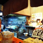 らーめんstyle JUNK STORY - 厨房