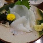 居酒屋 太平記 - 白いか刺 \780