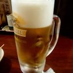 居酒屋 太平記 - 生ビール \290!