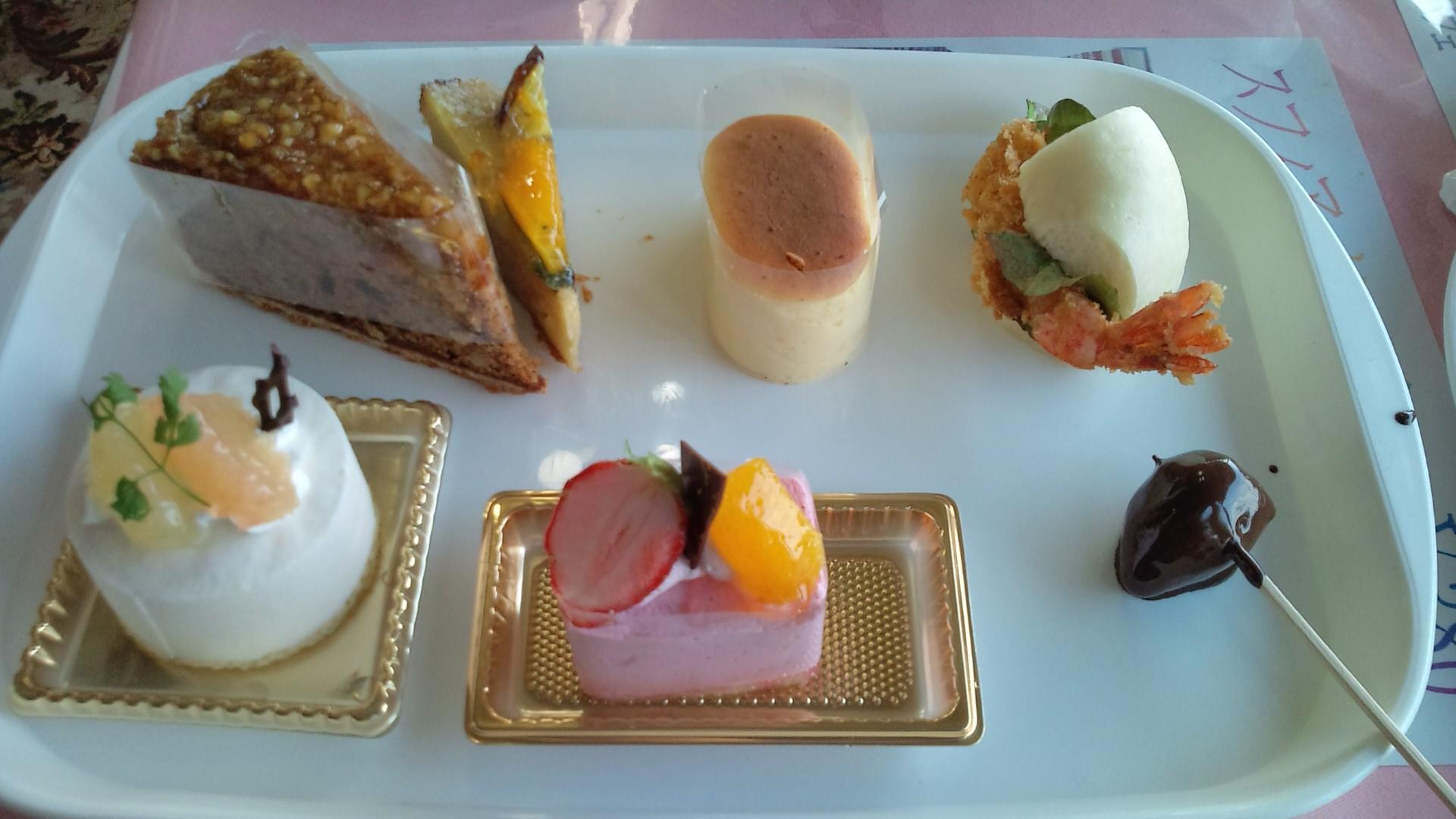 パリー洋菓子
