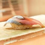 東麻布 天本 - 対馬鯖