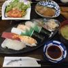 いな佐 - 料理写真:にぎり寿司定食@850