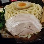 竹本商店 海老麺舎 - 伊勢海老つけ麺 大盛り 990円