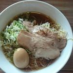 中華そば つるのまい - 料理写真: