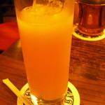 ミロンガ・ヌオーバ - オレンジジュース