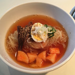 食道園 - 冷麺(辛さ普通)