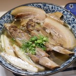 Onikunomisenakamura - お肉屋そば近影