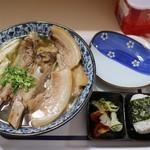 Onikunomisenakamura - お肉屋そば大
