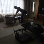 函館湯の川 啄木亭 - お部屋の様子