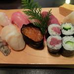 一森寿司 - 料理写真:握り(上)