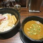 らーめん本竈 - つけ麺