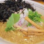 麺屋さすけ - SANB=背脂ニボ
