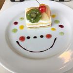 ハナ・カフェ - 料理写真:ケーキ!