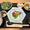 ひたち野いしざき - 料理写真:銀たら西京焼きと里芋と豆腐の揚げだし