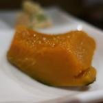 海月 - 南瓜の含め煮アップ