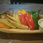 1129BAR - 焼き野菜