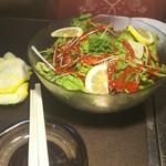 炭火焼肉ピカソ - サラダ