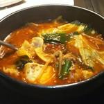 炭火焼肉ピカソ - スープ