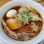 中華そば 大井町 和渦 - 料理写真:
