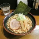 六伍郎 - 鬼煮干らーめん¥780