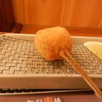 葉隠亭 - 若鳥笹見チーズ