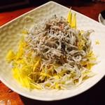 きになるき - ①しらす・食用菊・キャベツ