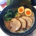 横浜らーめん 源泉 - 豚骨醤油スペシャル