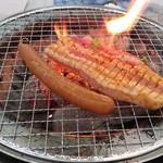 焼肉番長 - サムギョプサルとチョリソー