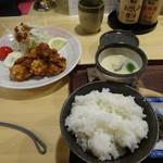 旬鮮とれたて市場 魚心 - 日替わり定食 \842