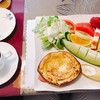 ペンション・ラクーン - 料理写真:ボリューミーな朝食