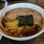 南京亭 - 【2017/7】チャーシュー麺(アップ)