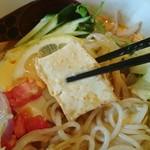 カフェテリア スパイス ジャヤ - 豆腐の厚揚げ