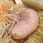 Japanese Soba Noodles 蔦 - イベリコ豚煮豚