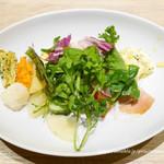 69483508 - 地味野菜のインサラータ
